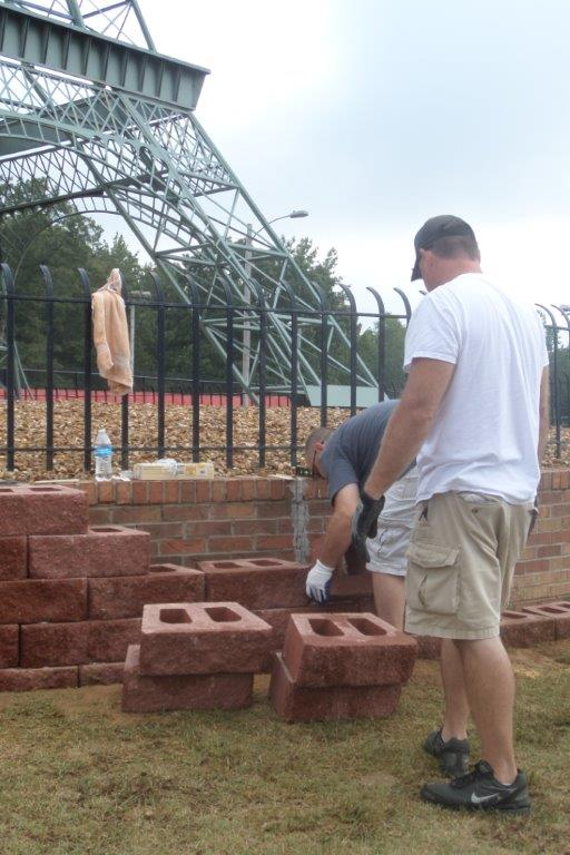 West Tennessee Landmark Gets A Face Lift From The